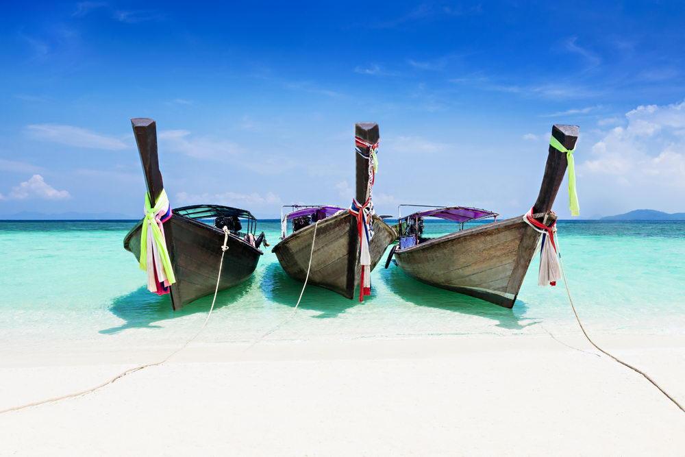Trend Travel Yachting Thailand, Phuket - Fischerboote