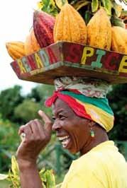 Trend Travel Yachting Windward Islands Grenada Frau