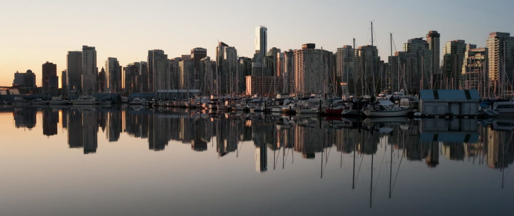 Trend Travel Yachting, Vancouver
