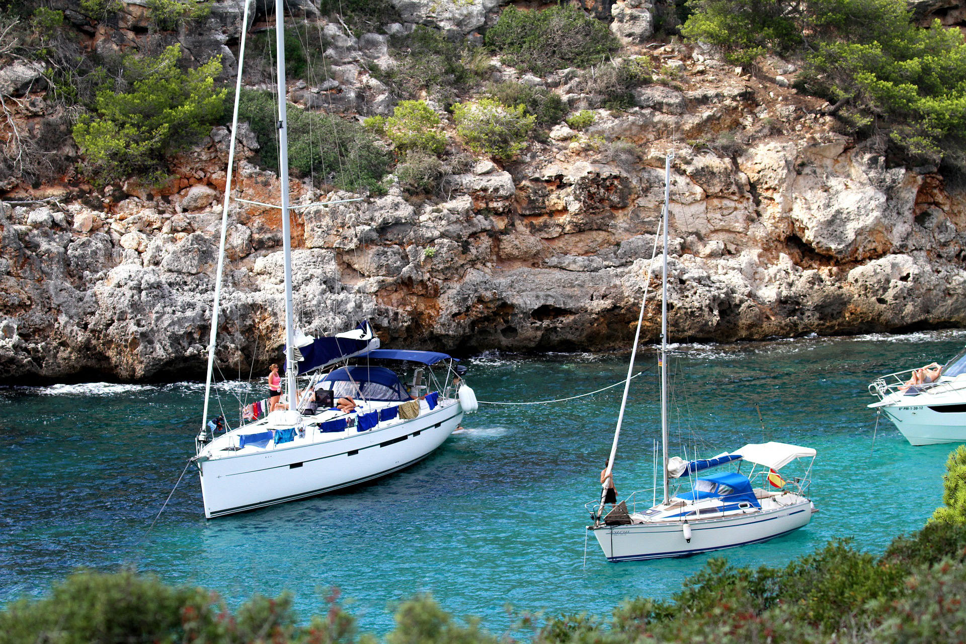 Yachtcharter Spanien - Trend Travel & Yachting