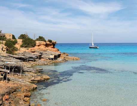 Charter auf Mallorca