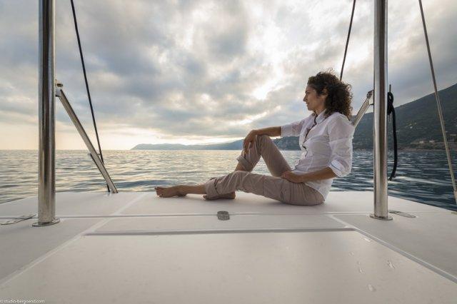 Trend Travel Yachting, Bali 4.0 Katamaran, Plattform 2