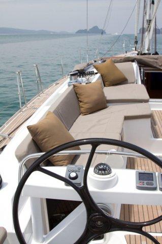 Trend Travel Yachting, Jeanneau Yacht 58. Kaufen oder Chartern beim Charterspezialist weltweit. Aussenansicht (12)
