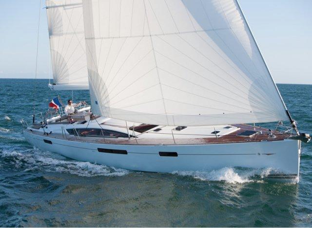 Trend Travel Yachting, Jeanneau Yacht 58. Kaufen oder Chartern beim Charterspezialist weltweit. Aussenansicht (3)