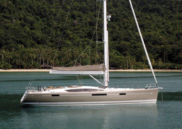 Trend Travel Yachting, Jeanneau Yacht 58. Kaufen oder Chartern beim Charterspezialist weltweit. Aussenansicht (6)