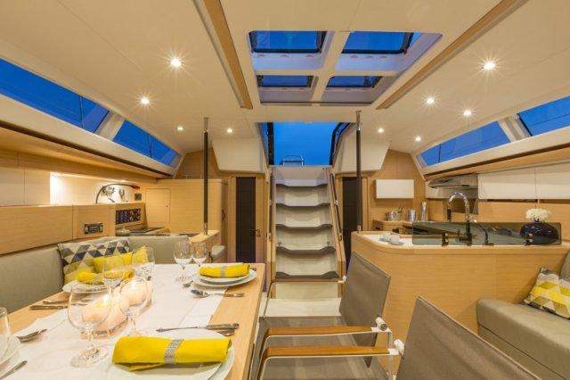 Trend Travel Yachting, Jeanneau Yacht 58. Kaufen oder Chartern beim Charterspezialist weltweit. Interieur (6)