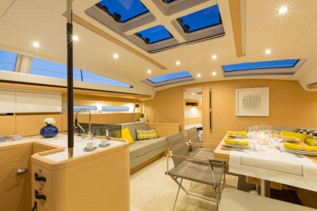 Trend Travel Yachting, Jeanneau Yacht 58. Kaufen oder Chartern beim Charterspezialist weltweit. Interieur (5)