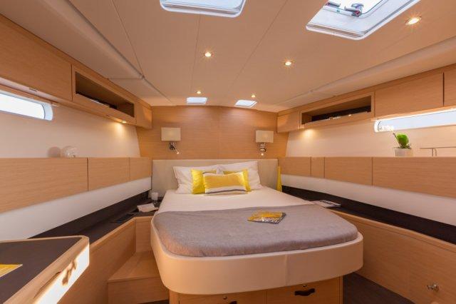 Trend Travel Yachting, Jeanneau Yacht 58. Kaufen oder Chartern beim Charterspezialist weltweit. Interieur (3)