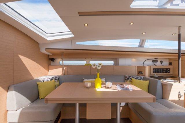 Trend Travel Yachting, Jeanneau Yacht 58. Kaufen oder Chartern beim Charterspezialist weltweit. Interieur (15)