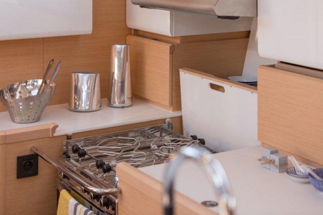 Trend Travel Yachting, Jeanneau Yacht 58. Kaufen oder Chartern beim Charterspezialist weltweit. Interieur (11)