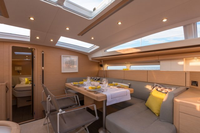 Trend Travel Yachting, Jeanneau Yacht 58. Kaufen oder Chartern beim Charterspezialist weltweit. Interieur (9)