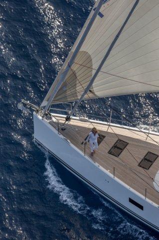 Trend Travel Yachting. Jeanneau Kaufen oder Chartern beim Segelspezialisten. Jeanneau Yacht 64, Aussenansicht (4)