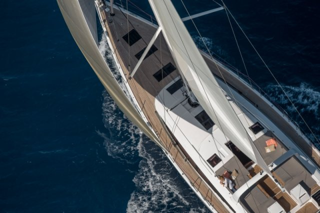 Trend Travel Yachting. Jeanneau Kaufen oder Chartern beim Segelspezialisten. Jeanneau Yacht 64, Aussenansicht (3)