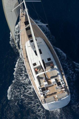 Trend Travel Yachting. Jeanneau Kaufen oder Chartern beim Segelspezialisten. Jeanneau Yacht 64, Aussenansicht (2)