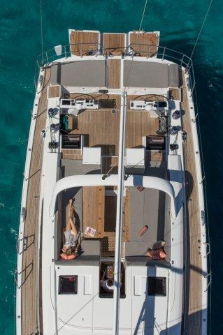 Trend Travel Yachting. Jeanneau Kaufen oder Chartern beim Segelspezialisten. Jeanneau Yacht 64, Aussenansicht (14)