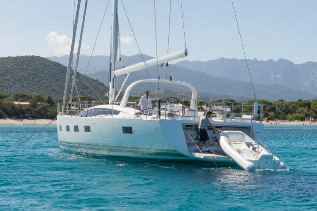 Trend Travel Yachting. Jeanneau Kaufen oder Chartern beim Segelspezialisten. Jeanneau Yacht 64, Aussenansicht (13)