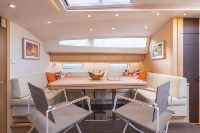Trend Travel Yachting. Jeanneau Kaufen oder Chartern beim Segelspezialisten. Jeanneau Yacht 64, Interieur (20)