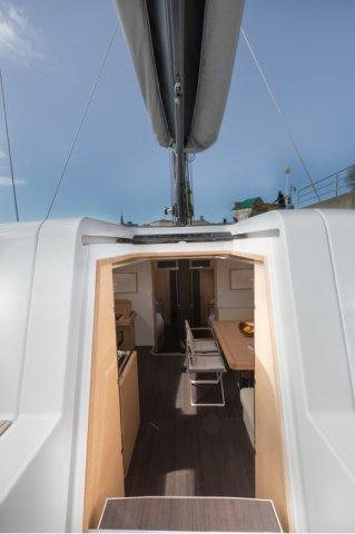Trend Travel Yachting. Kaufen oder Chartern beim Segelspezialisten. Jeanneau Yacht 64, Interieur (3)