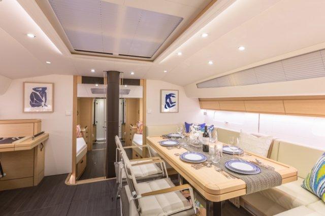 Trend Travel Yachting. Jeanneau Kaufen oder Chartern beim Segelspezialisten. Jeanneau Yacht 64, Interieur (17)