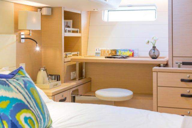 Trend Travel Yachting. Kaufen oder Chartern beim Segelspezialisten. Jeanneau Yacht 64, Interieur (13)