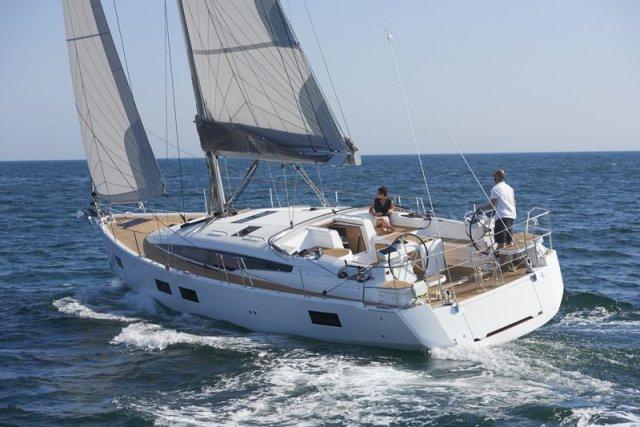 Trend Travel Yachting, Jeanneau Yacht 51. Kaufen oder Chartern beim Charterspezialist. Unter Segeln (2)