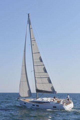 Trend Travel Yachting, Jeanneau Yacht 51. Kaufen oder Chartern beim Charterspezialist. Unter Segeln (3)