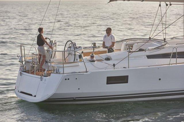 Trend Travel Yachting, Jeanneau Yacht 51. Kaufen oder Chartern beim Charterspezialist. Unter Segeln (4)