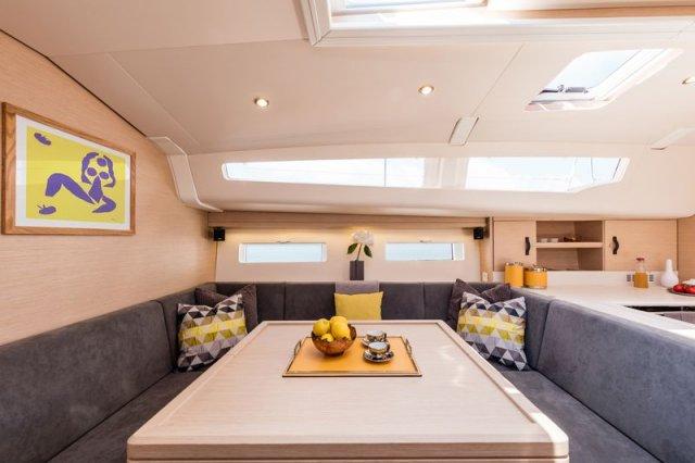 Trend Travel Yachting, Jeanneau Yacht 51. Kaufen oder Chartern beim Charterspezialist. Details, Interieur (12)