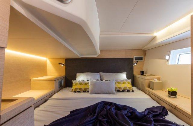 Trend Travel Yachting, Jeanneau Yacht 51. Kaufen oder Chartern beim Charterspezialist. Kabine (1)