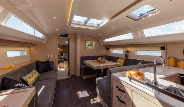 Trend Travel Yachting, Jeanneau Yacht 51. Kaufen oder Chartern beim Charterspezialist. Details, Interieur (14)