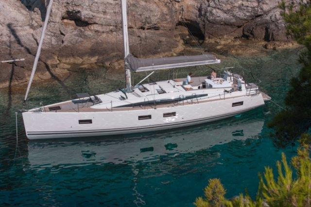 Trend Travel Yachting, Jeanneau Yacht 54. Kaufen oder Chartern beim Charterspezialist. Aussenansicht (23)