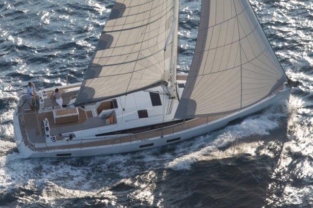 Trend Travel Yachting, Jeanneau Yacht 54. Kaufen oder Chartern beim Charterspezialist. Aussenansicht (10)
