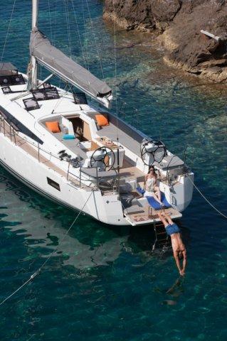 Trend Travel Yachting, Jeanneau Yacht 54. Kaufen oder Chartern beim Charterspezialist. Aussenansicht (7)