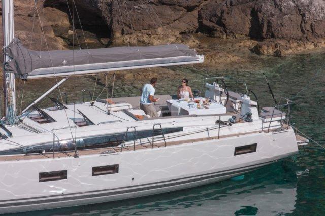 Trend Travel Yachting, Jeanneau Yacht 54. Kaufen oder Chartern beim Charterspezialist. Aussenansicht (22)