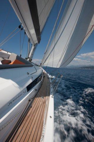 Trend Travel Yachting, Jeanneau Yacht 54. Kaufen oder Chartern beim Charterspezialist. Aussenansicht (5)