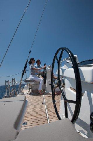 Trend Travel Yachting, Jeanneau Yacht 54. Kaufen oder Chartern beim Charterspezialist. Aussenansicht (3)