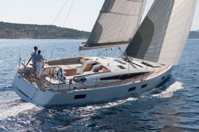 Trend Travel Yachting, Jeanneau Yacht 54. Kaufen oder Chartern beim Charterspezialist. Aussenansicht (2)