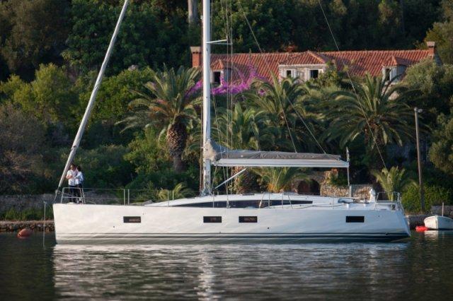 Trend Travel Yachting, Jeanneau Yacht 54. Kaufen oder Chartern beim Charterspezialist. Aussenansicht (1)