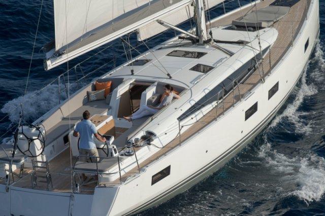 Trend Travel Yachting, Jeanneau Yacht 54. Kaufen oder Chartern beim Charterspezialist. Aussenansicht (20)