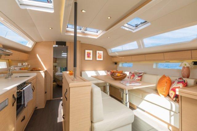 Trend Travel Yachting, Jeanneau Yacht 54. Kaufen oder Chartern beim Charterspezialist. Interieur (4)