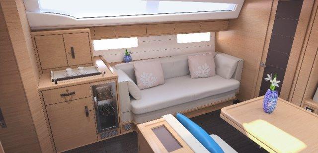 Trend Travel Yachting, Jeanneau Yacht 54. Kaufen oder Chartern beim Charterspezialist. Interieur (2)