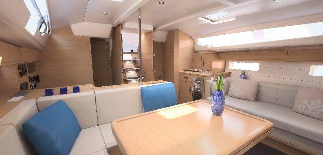 Trend Travel Yachting, Jeanneau Yacht 54. Kaufen oder Chartern beim Charterspezialist. Interieur (1)