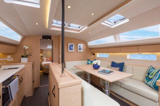Trend Travel Yachting, Jeanneau Yacht 54. Kaufen oder Chartern beim Charterspezialist. Interieur (17)