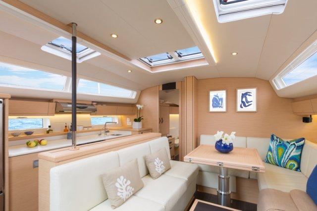 Trend Travel Yachting, Jeanneau Yacht 54. Kaufen oder Chartern beim Charterspezialist. Interieur (16)