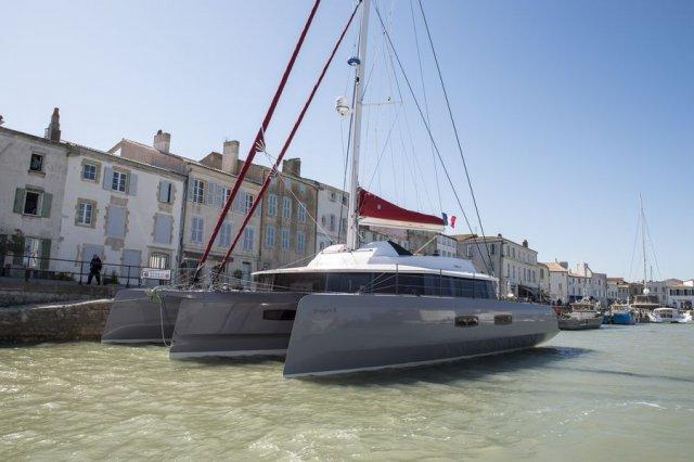 Trend Travel Yachting Neel 65 Trimaran. Aussenbilder -4