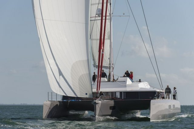Trend Travel Yachting Neel 65 Trimaran. Aussenbilder - 19