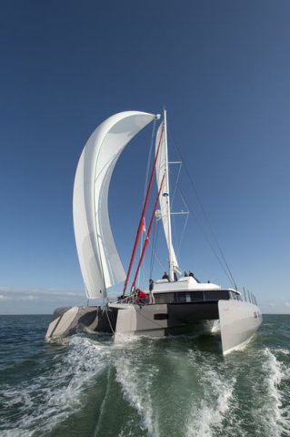Neel 65 Trimaran von Trend Travel Yachting