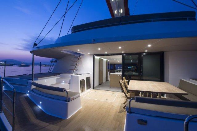 Trend Travel Yachting Neel 65 Trimaran. Aussenbilder - 16