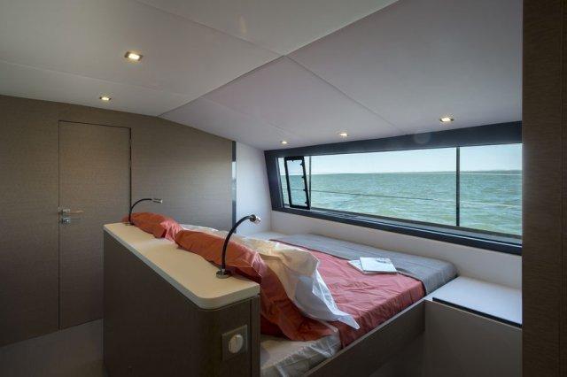 Trend Travel Yachting NEEL 65 Trimaran, Eignerkabine