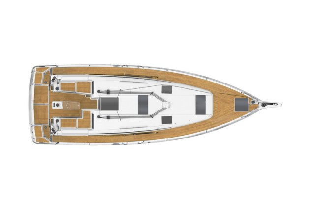 Sun Odyssey 440 Trend Travel Yachting Decksriss